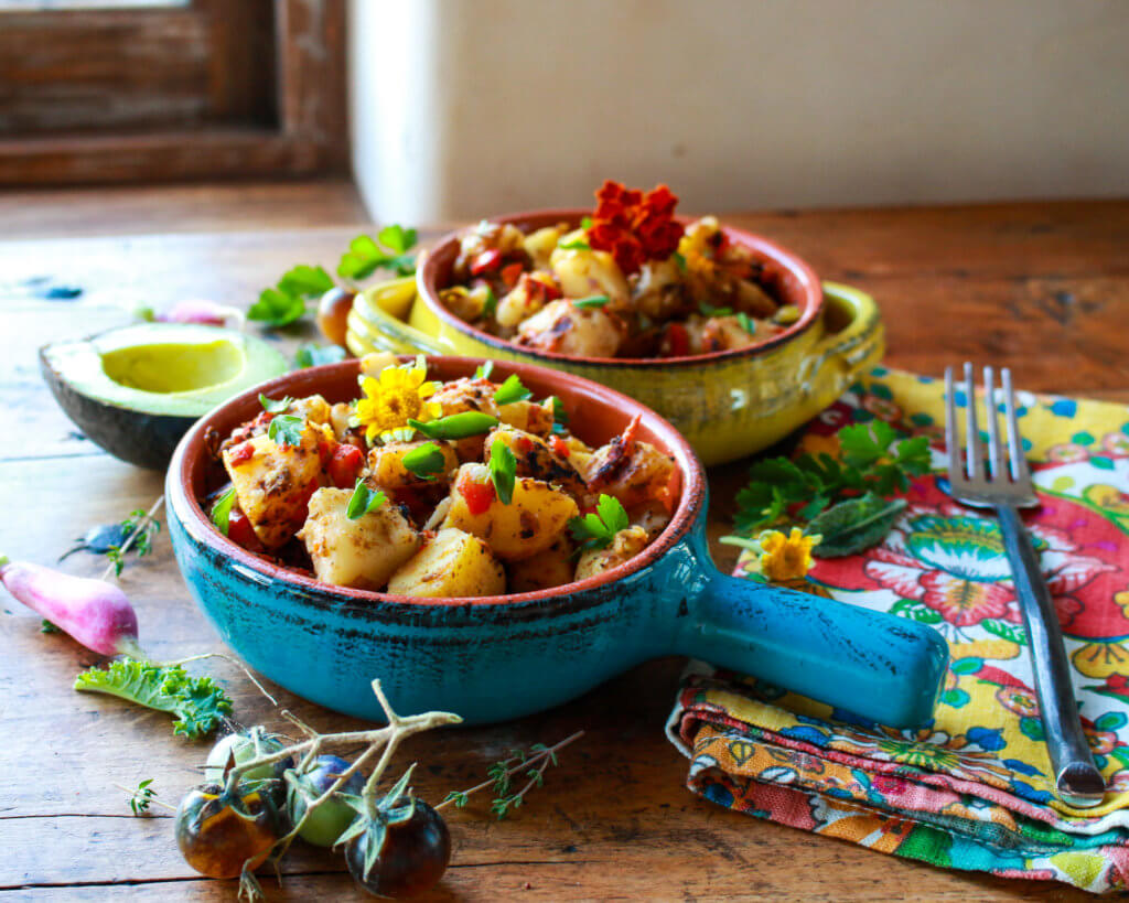 indian potatoes 6