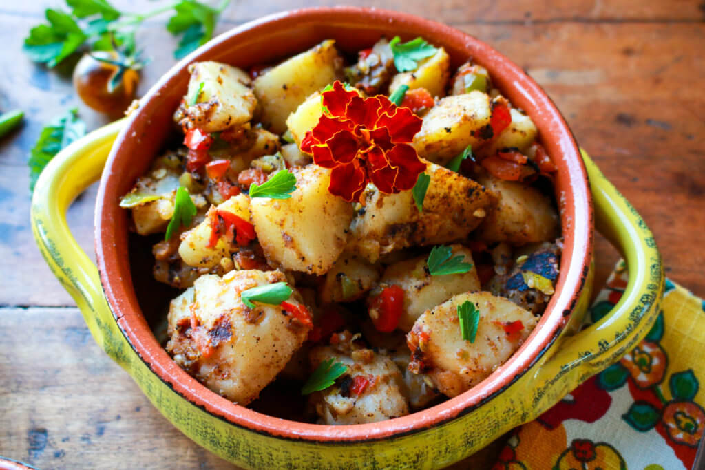 indian potatoes 8