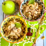 Ginger Pear Date Oats